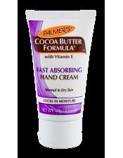 Crème pour les mains à absorption rapide