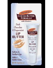 Dark Chocolate & Peppermint Lip Butter