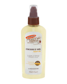 Coconut Oil Body Oil