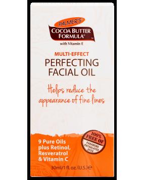 Huile perfectrice multi-effets pour le visage
