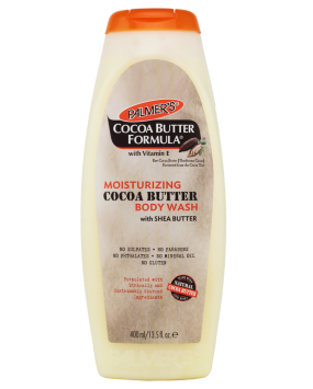 Moisturizing Cocoa Butter Body Wash