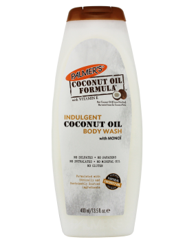 Indulgent Coconut Oil Body Wash