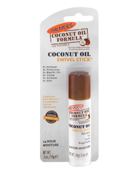 Coconut Oil Swivel Stick