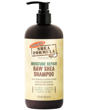 Moisture Repair Raw Shea Shampoo